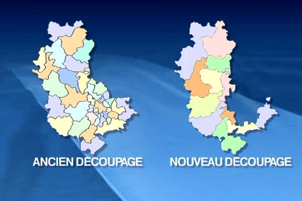 Les contours du nouveau Rhône