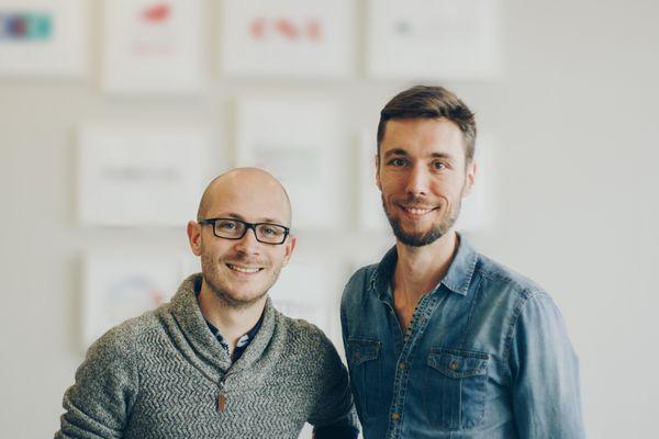 Guillaume Chanteloube et Vincent Gunter ont créé cette innovation à Lyon