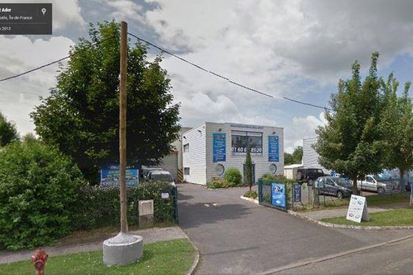 L'imprimerie de Dammartin-en-Goële en Seine-et-Marne
