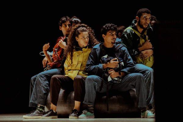 Les migrations périlleuses sont au cœur du spectacle de Syhem Belkhodja