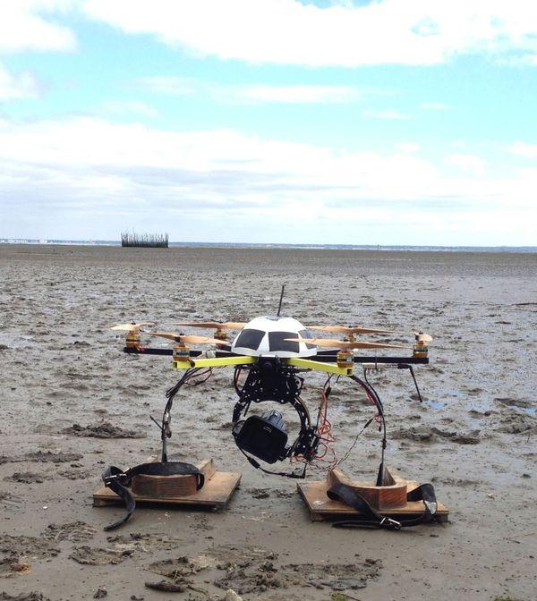 Le drone de Cap Sud Ouest