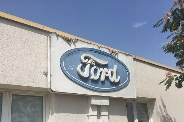 L'usine Ford était implantée à Blanquefort depuis 1972 et a employé plus de 3600 employés.