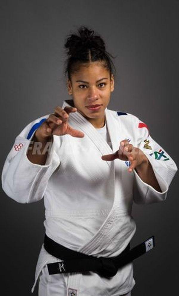 La judokate limougeaude Fanny-Estelle Posvite, non qualifiée pour les JO de Tokyo