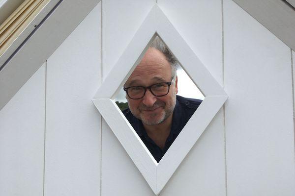 Jörg Bong, alias Jean-Luc Bannalec, créateur du Commissaire Dupin