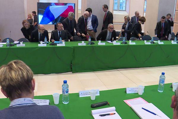 La réunion du CODERST vendredi 13 décembre à la préfecture de Seine-Maritime