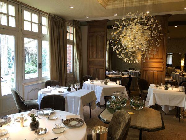 Le restaurant du Lion d'or, à Romorantin-Lanthenay