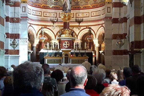 Pâques à Notre Dame de la Garde