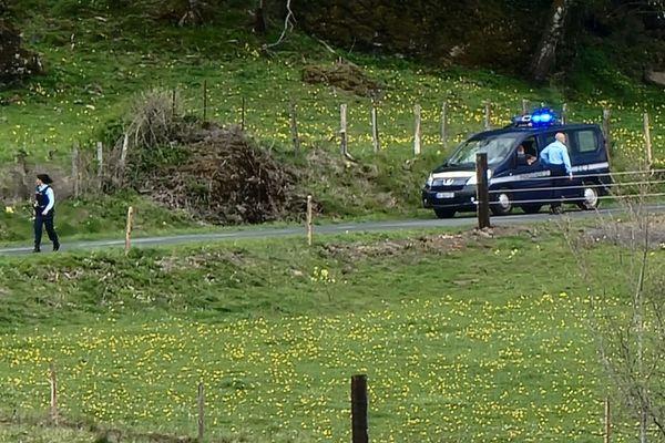 Un homme de 84 ans a disparu depuis vendredi 23 avril. D'importants moyens sont déployés par la gendarmerie de Saint-Flour, dans le Cantal.