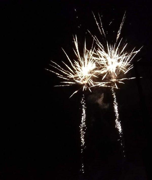 Le feu d'artifice de Stattmaten.