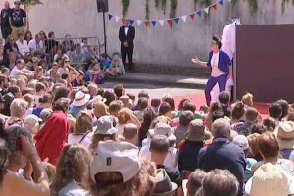 250 000 festivaliers ont déambulé dans les rues de Chalon pour cette 29è édition