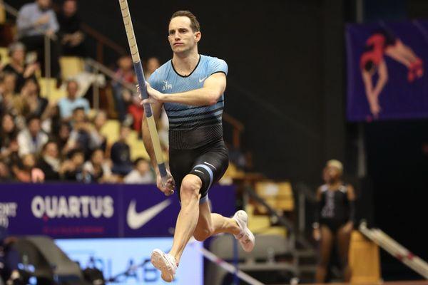 Image d'illustration - Lavillenie et Martinot-Largarde comblent l'absence des pointes aux championnats de France d'athlétisme en salle à Liévin