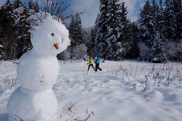"""Le Massif du Jura mise sur le ski de fond et les activités """"neige"""" pour cette saison 2020/2021"""