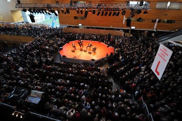 La Folle Journée 2012 avec le Balalaikas Terem Quartet