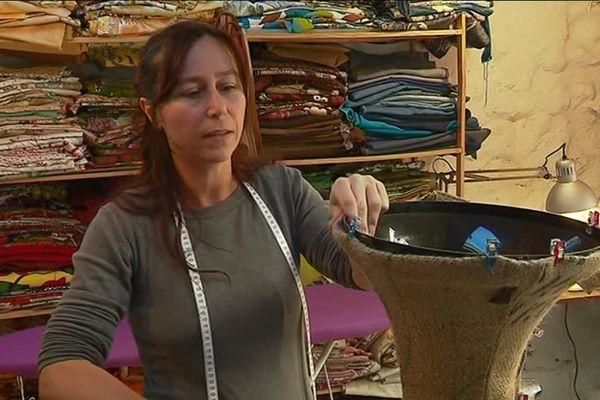 Changer de vie, c'est possible ! Cécile David était éducatrice spécialisée, elle est devenue artisane.