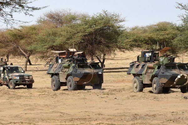 Force Barkhane au Mali