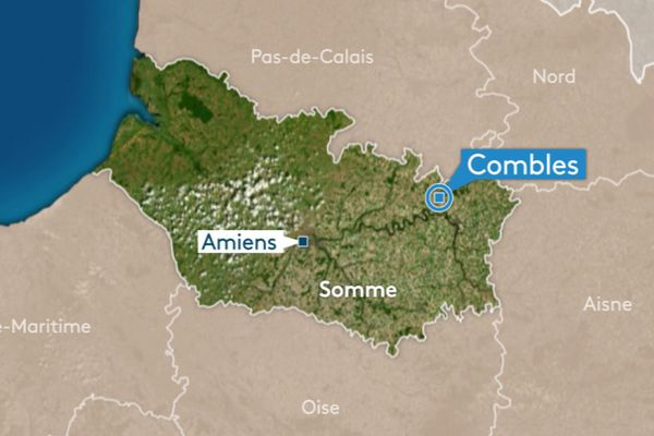 Quatre membres d'une famille de cinq personnes ont été intoxiqués au monoxyde de carbone, dans la nuit du mardi 25 décembre, à Combles (Somme).