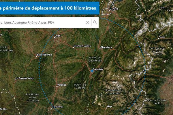 Les déplacements au-delà de 100 kilomètres de son domicile seront réglementés après le déconfinement.