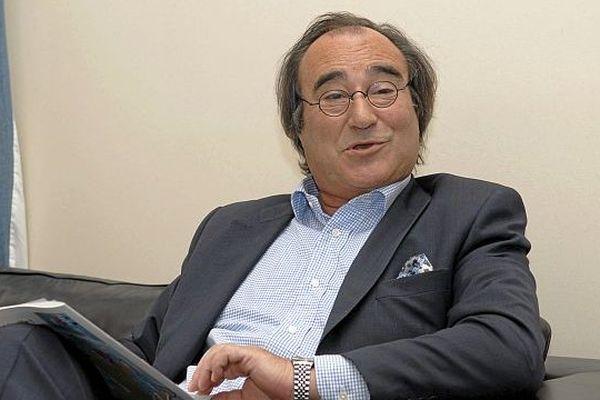 François Commeinhes - maire LR de Sète et président de Thau agglo - archives
