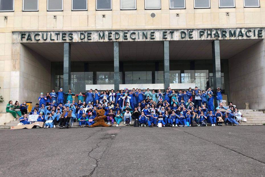 Dijon : les étudiants en médecine à la recherche de dons pour offrir un noël aux enfants malades