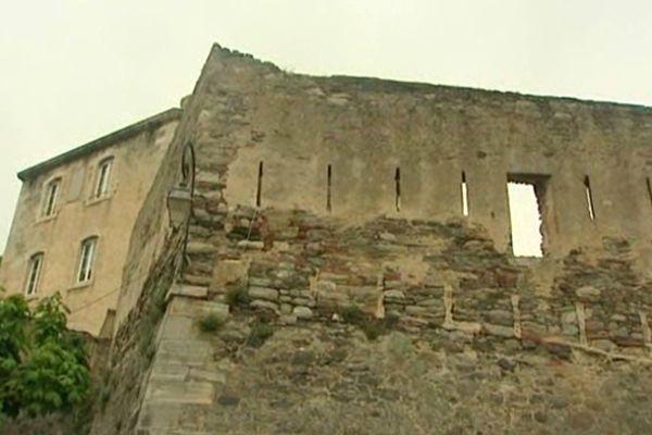 Le projet de la collectivité territoriale concerne la réhabilitation de la Caserne Padoue mais aussi l'extension du musée de Corte.