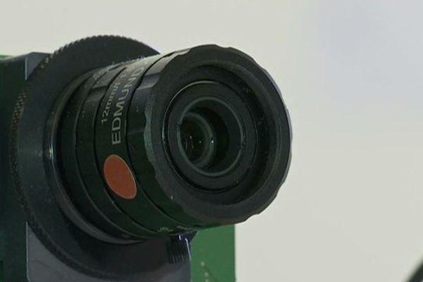 """Souriez, vous êtes filmés par une caméra dite """"intelligente""""."""