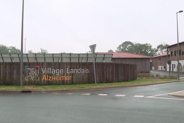 Le village Alzheimer de Dax dans les Landes est unique en France