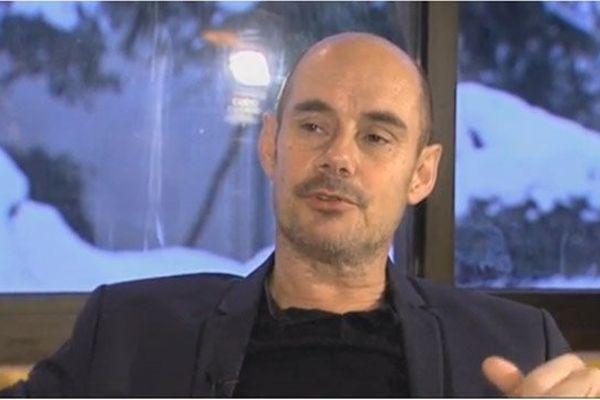 Le comédien Bernard Campan