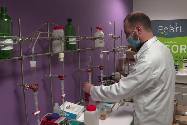 Le laboratoire PEARL travaille depuis 15 ans sur des solutions de traitement de l'eau et de l'air