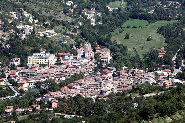 Sospel, dans les Alpes-Maritimes