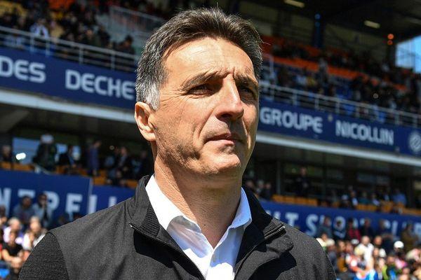 Christophe Pélissier devient le nouvel entraîneur du FC Lorient