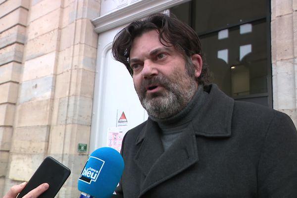 Me Randall Schwerdorffer, avocat de Jonathann Daval