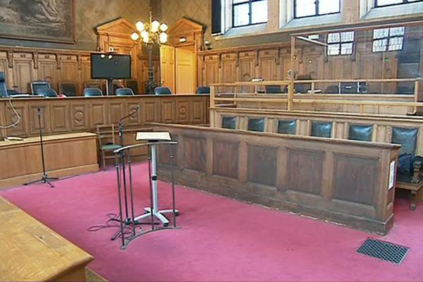 La cour d'assises de Côte-d'Or ce vendredi 20 septembre.