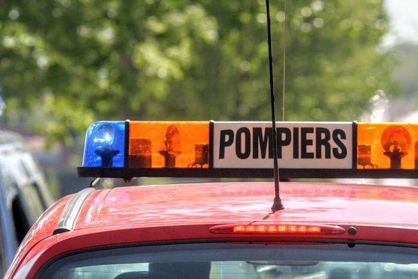 Les pompiers sont intervenus ce samedi matin dans la Sambre, à Maubeuge.