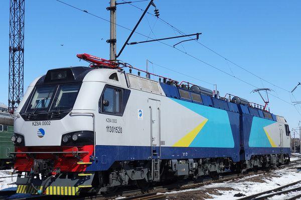 Les locomotives commandées par l'Ukrainien seraient un modèle proche de celles déjà commandées par le Kazakhstan.