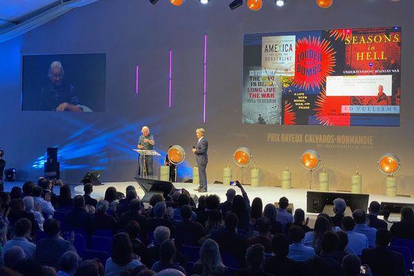 Le palmarès du Prix Bayeux 2020 a été révélé samedi 10 octobre.