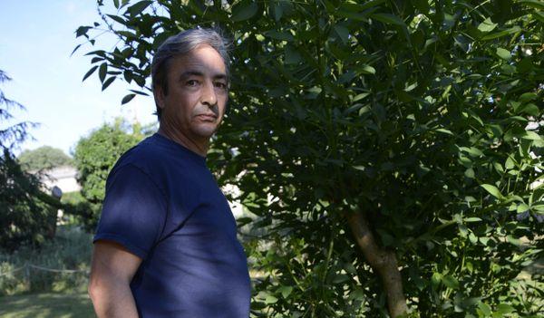 Nicolas Broux, responsable de l'équipe des jardiniers du Jardin Public