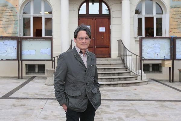 Richard Trinquier, maire (Debout la France) de Wissous (Essonne) en 2014.