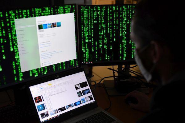 En France, les attaques informatiques ont été multipliées par 4 en un an.