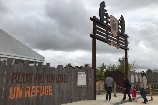 Le zoo-refuge La Tanière ne demande pas le pass sanitaire à l'entrée, contrairement à la loi.