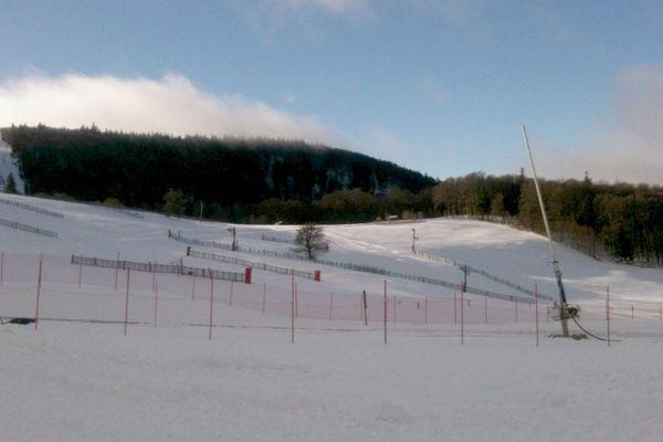 La station de Rouge-Gazon dans les Vosges ouvrira samedi 7 décembre 2013