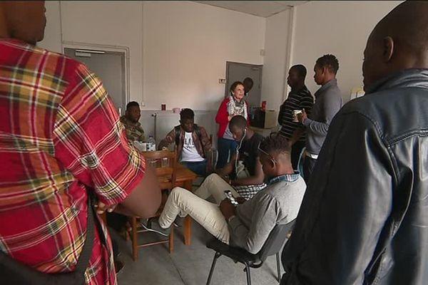 38 Sans papiers occupant un immeuble appartenant à la ville de Perpignan