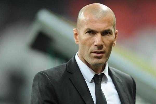 Zinédine Zidane, le 29 mars 2014, à Munich (Allemagne)
