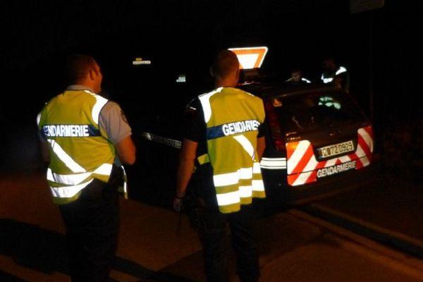Les deux automobilistes allemands ont reconnu rouler de nuit pour échapper aux contrôles.
