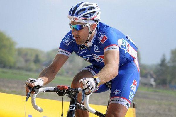 Le cycliste nordiste David Boucher a été exclu par son équipe, la FDJ, lors de l'Eneco Tour.