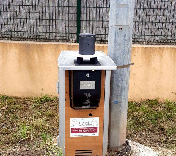 La Ville d'Hyères (Presqu'île de Giens comprise) a installé des pièges anti moustiques sur son territoire depuis 2019.
