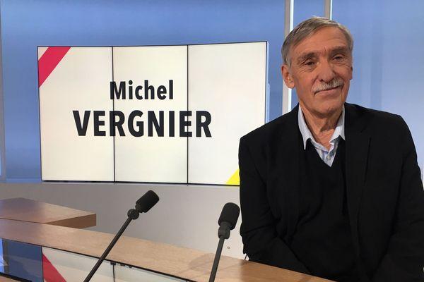 """Venu défendre son bilan sur le plateau de F3 Limousin, le maire socialiste de Guéret Michel Vergnier a expliqué qu'il discute de sa présence sur une liste en 2020 avec des partenaires """"de gauche"""" comme son adjoint LFI David Gipoulou"""