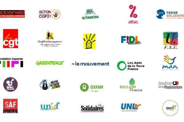"""Au total, 25 organisations syndicales et associatives se rassemblement pour un appel à une """"mobilisation générale"""" le 1er mai prochain. Une manifestation qui se fera... aux fenêtres."""