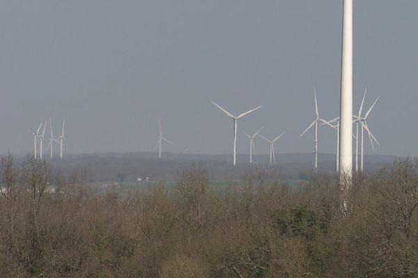 L'éolien représente 10,8 % de la consommation électrique française.
