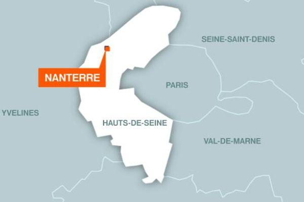 Nanterre (Hauts-de-Seine).