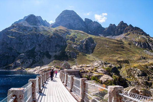 Les montagnes des Pyrénées idéales pour une bonne balade et prendre l'air